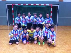 vizelandesmeister handball 2014-15